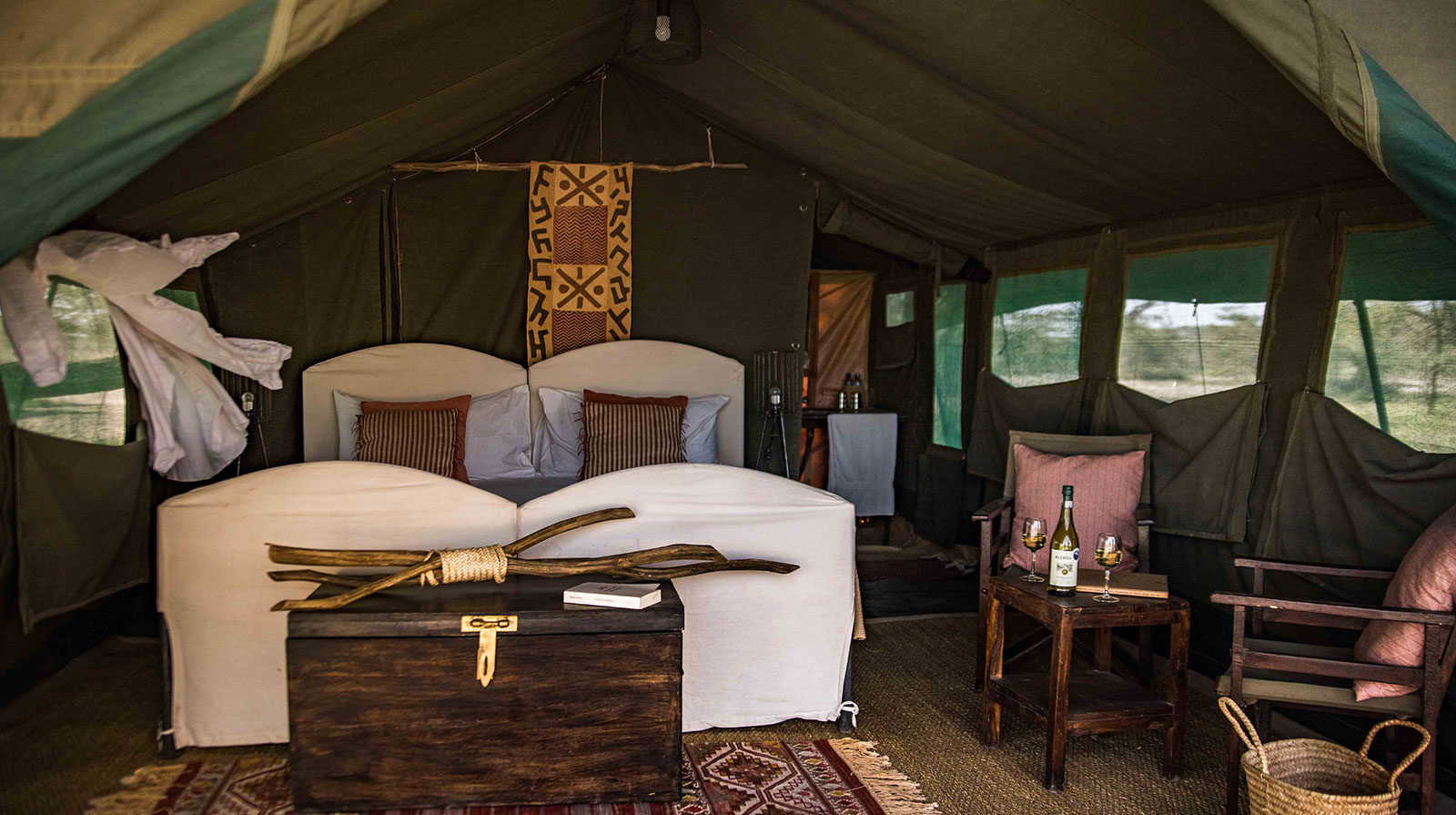 Olaado Camp - Spacious and comfortable tents